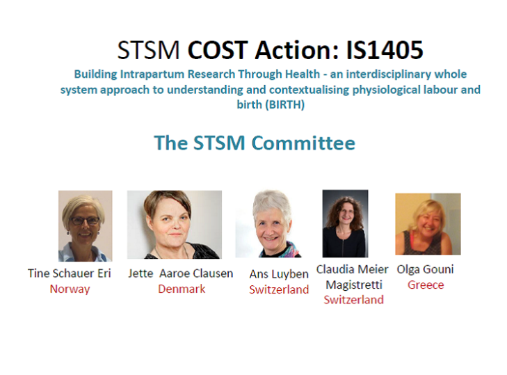 cost action is1405, stsm eu birth research