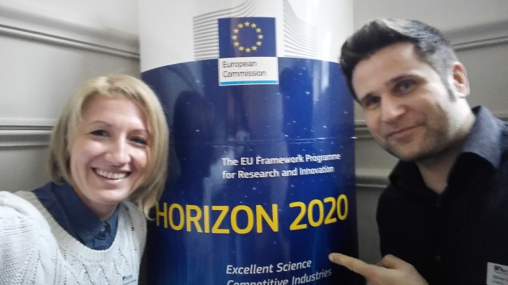 "Horizon 2020 ICT Bern Switzerland. EURESEARCH ""Swiss Guide to European Research and Innovation"" Anastasia Topalidou"